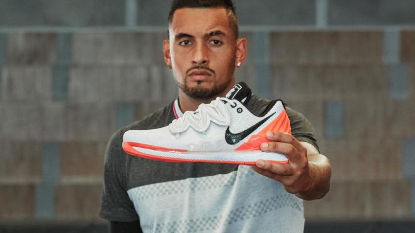 Nick Kyrgios et Kyrie Irving unissent leurs forces pour une nouvelle Sneaker