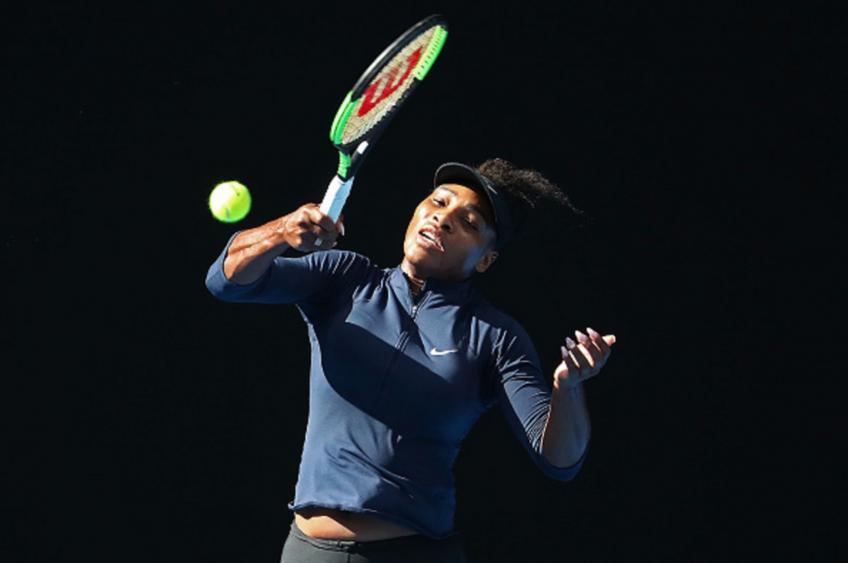 J'aimais être enceinte, dit Serena Williams
