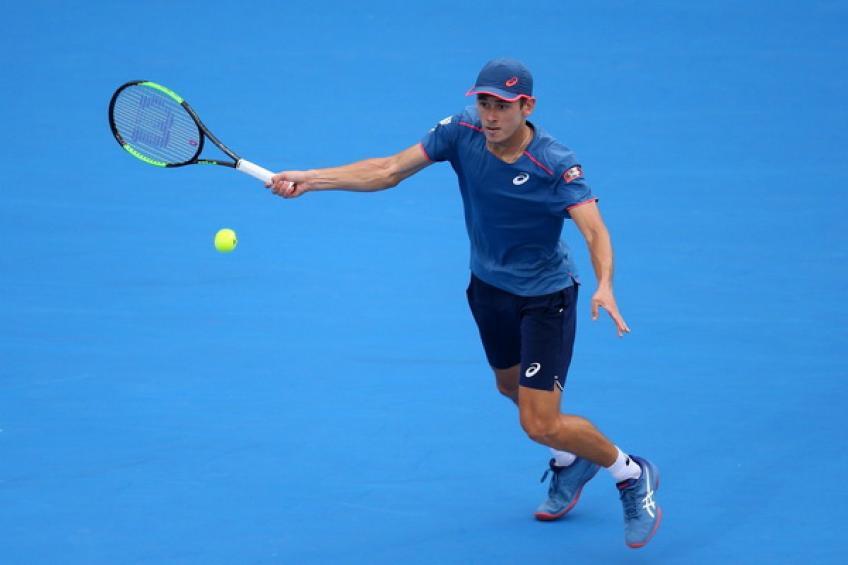 ATP Sydney: Seppi coule Tsitsipas. De Minaur et Schwartzman avance