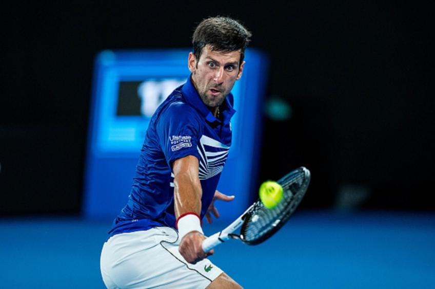 Novak Djokovic est le favori de l'Open d'Australie, selon Annabel Petite ferme