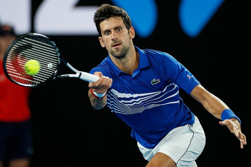 Novak Djokovic: 'Denis Shapovalov n'a rien à faire perdre'