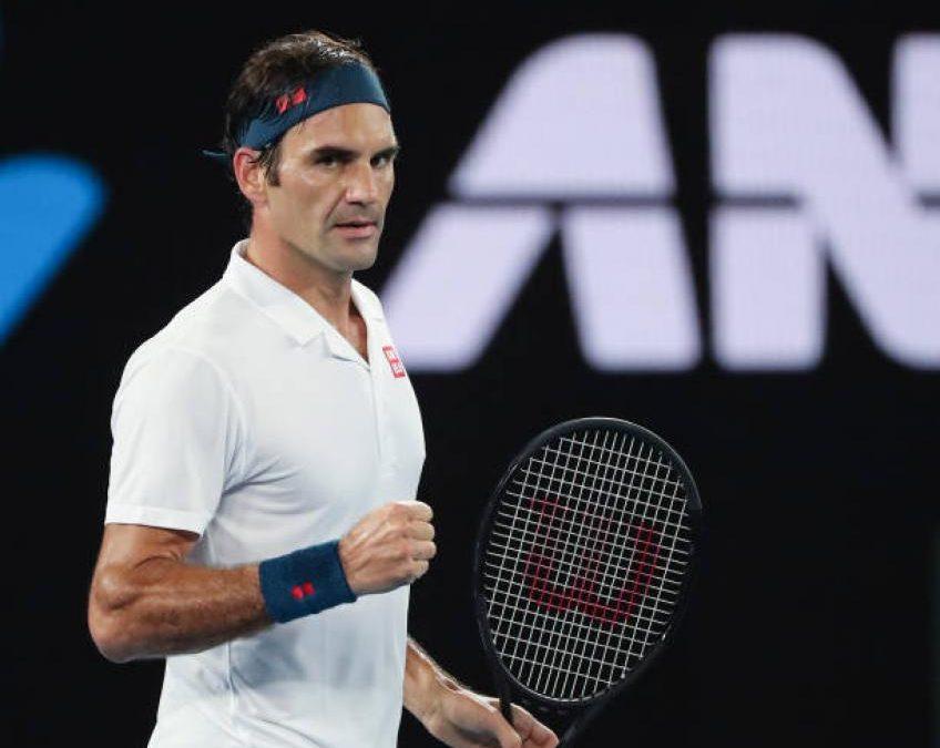 Roger Federer: 'Jouer à 13h00 influence mon échauffement routine'