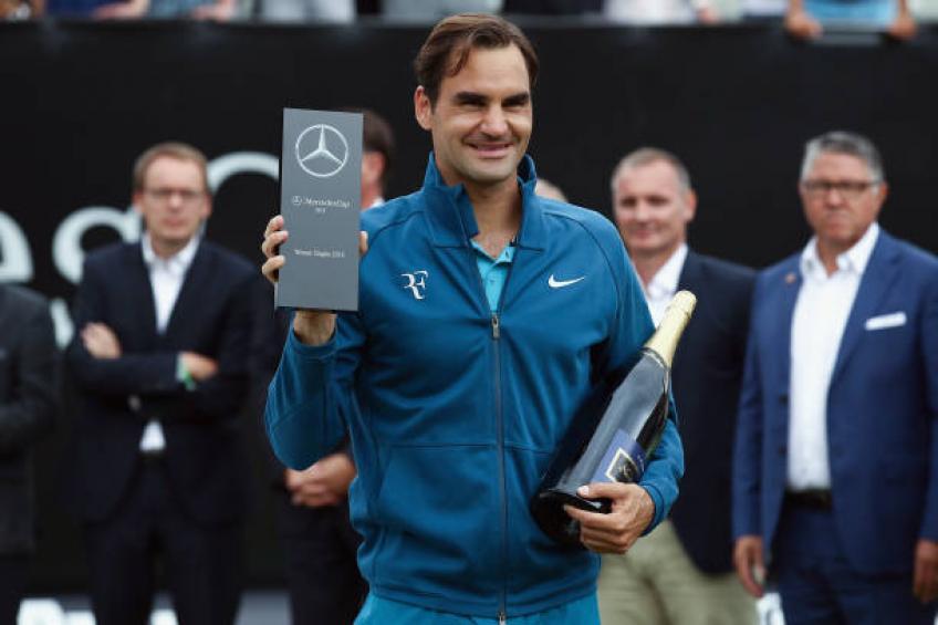 La Coupe Mercedes explique son plan pour ramener Roger Federer 2019!