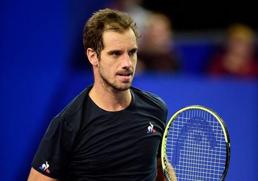 Richard Gasquet quitte Montpellier et est sur le point de subir chirurgie cette semaine