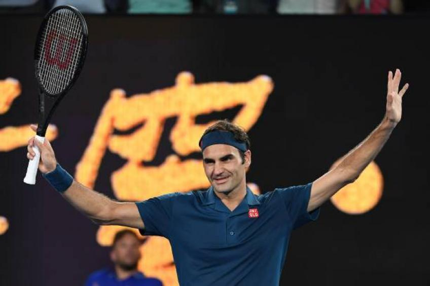 Australian Open – Mercredi Horaire: Roger Federer par jour, Nadal la nuit