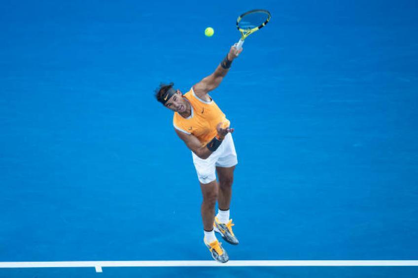 Rafael Nadal ne veut pas gaspiller d'énergie, déclare Alex Corretja