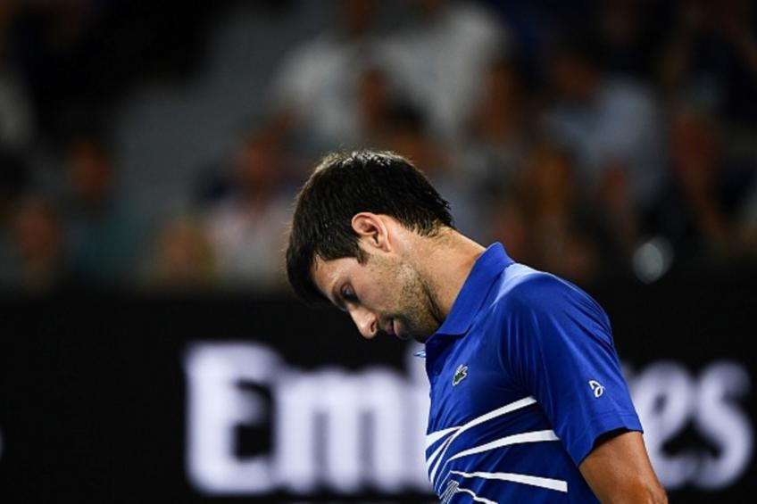 Novak Djokovic commente le match de Konta-Muguruza qui se termine à 03h12