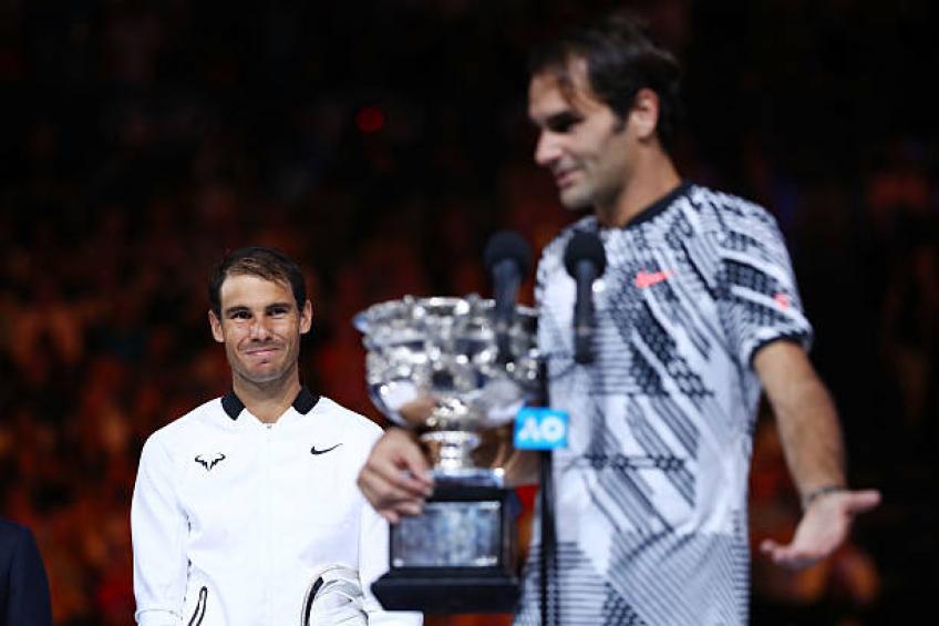 Rafael Nadal: 'Faire face à Federer a été un grand défi pour tous autour du monde'