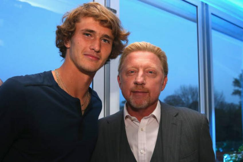 Alexander Zverev explique pourquoi il a embauché Ivan Lendl au lieu de Boris Becker