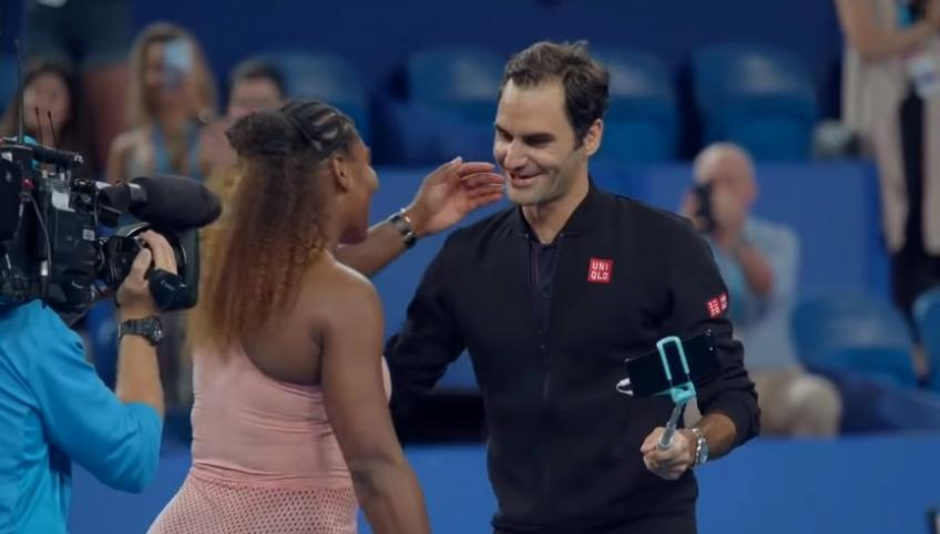 Les moments les plus mémorables de la Hopman Cup: Federer, Serena Williams