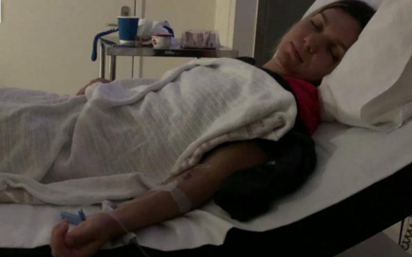Simona Halep se souvient de son hospitalisation après Finale de l'Open d'Australie