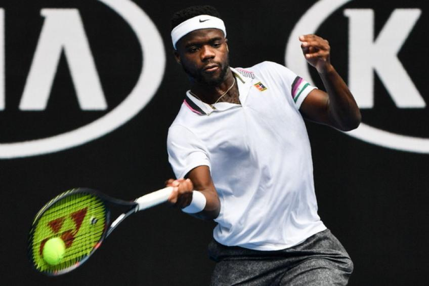 Open d'Australie: Tiafoe en tête d'Anderson! Cilic, Berdych et Tsitsipas gagne