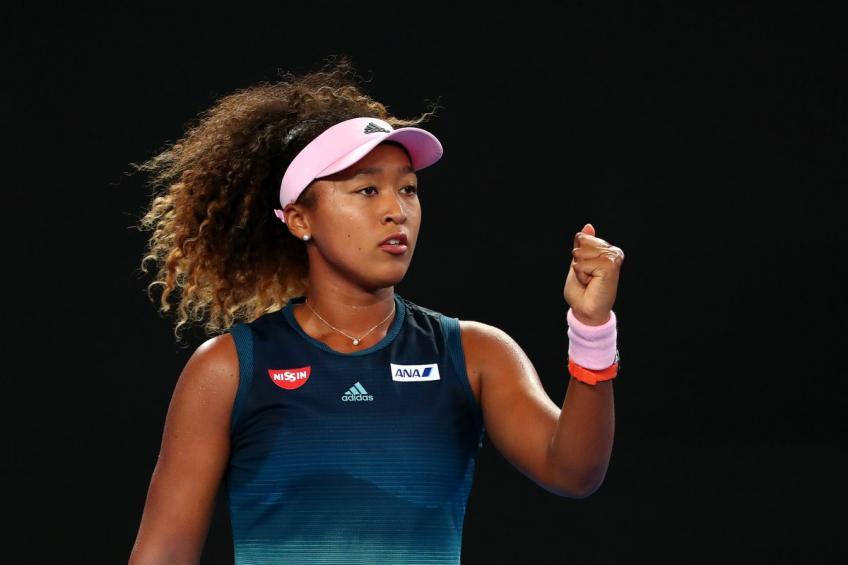 Open d'Australie: Naomi Osaka domine Tamara Zidansek troisième tour