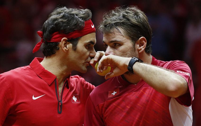 Stan Wawrinka: «Ce serait formidable de voir Roger Federer gagner encore