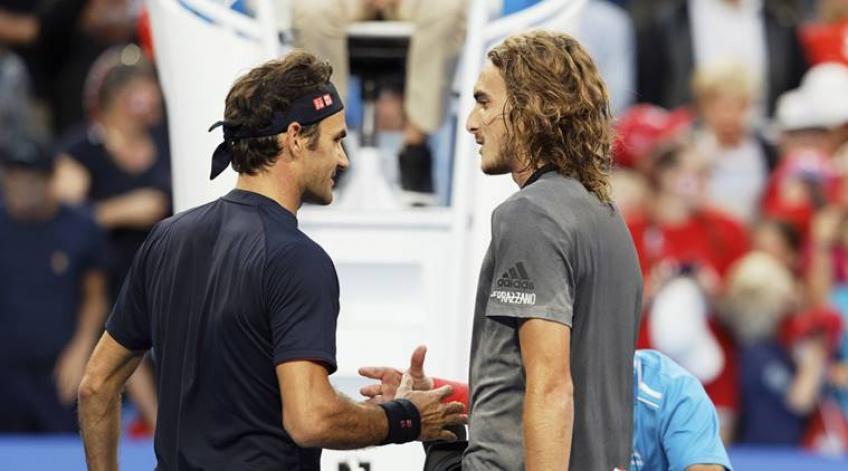'Tsitsipas est comme Nadal: il ne sera pas dérouté de faire face Federer '- Wilander