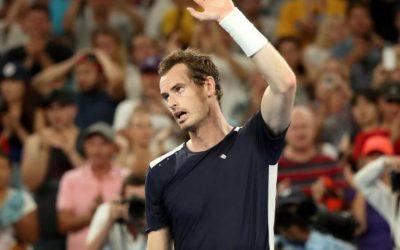 Andy Murray semble se pencher vers la chirurgie de la hanche après Sortie AO