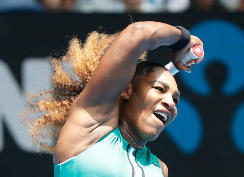Serena Williams: Les gens écrivent Eugénie Bouchard, mais elle continue à se battre