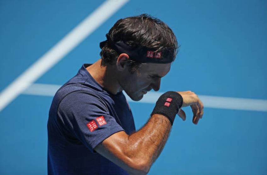 Un initié révèle une inquiétude majeure pour Roger Federer état d'esprit