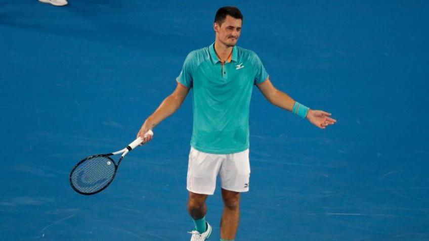 Tennis: Bernard Tomic a répondu à l'avis de Lleyton Hewitt réclamations