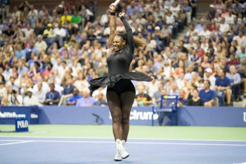 Serena Williams doit travailler dur pour gagner un major, dit Caroline Garcia