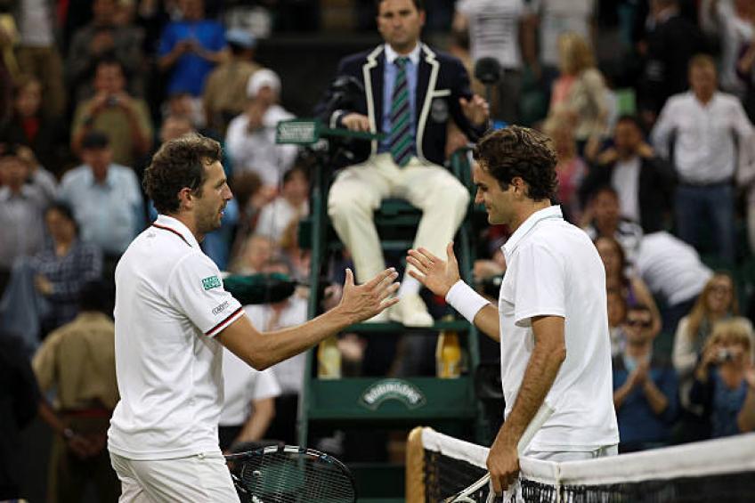 Des joueurs comme Benneteau doivent remercier Roger Federer – McEnroe