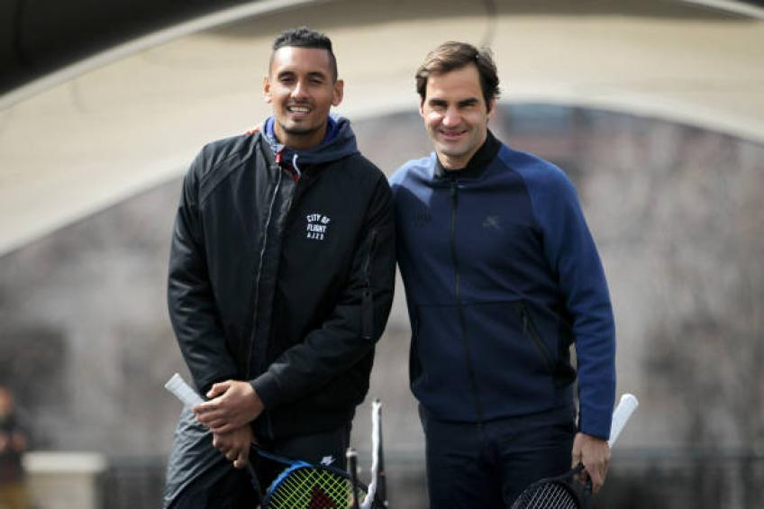 Nick Kyrgios: John Millman a battu Roger Federer à l'US Open, c'est spécial