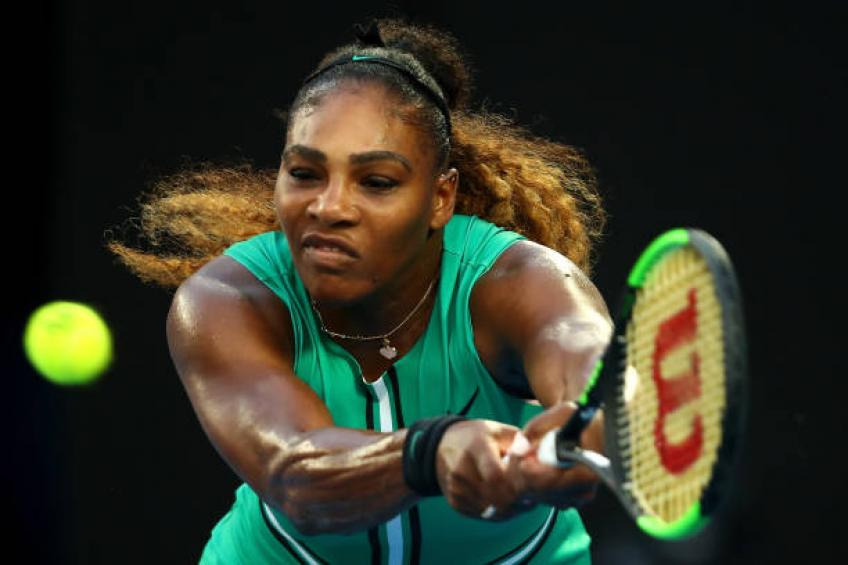 Avoir un bébé est une grande chose. Maintenant, Serena Williams est ajusteur '- Coach