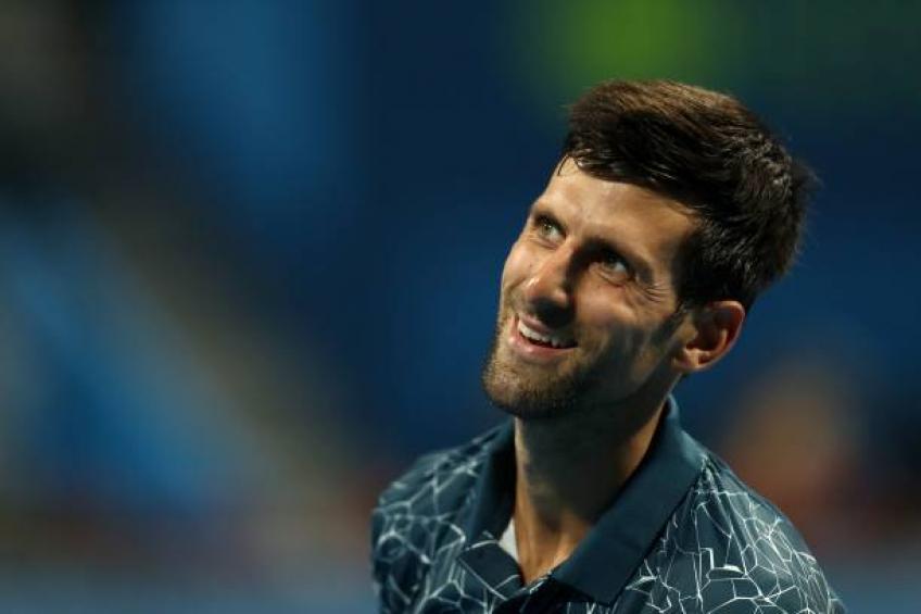 Novak Djokovic sera l'homme à battre dans la plupart des Chelems – Rusedski