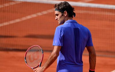 Estoril Open invite Roger Federer à jouer en avril
