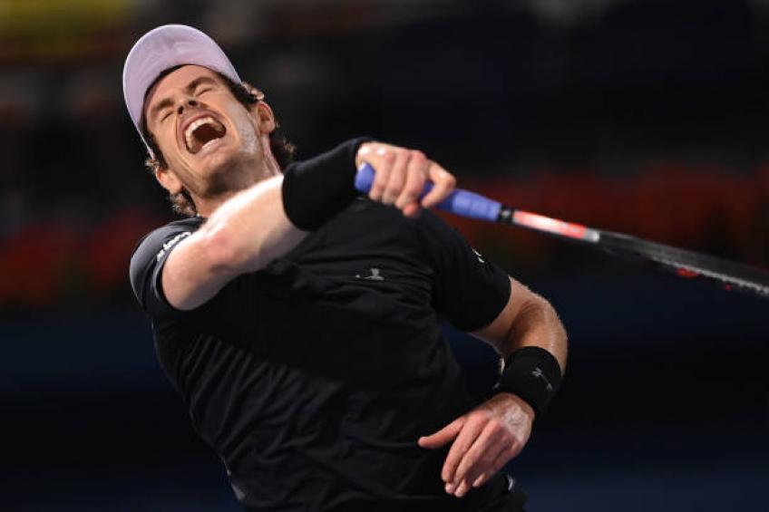 Le directeur de Dubai Open réagit probablement à Andy Murray Retrait