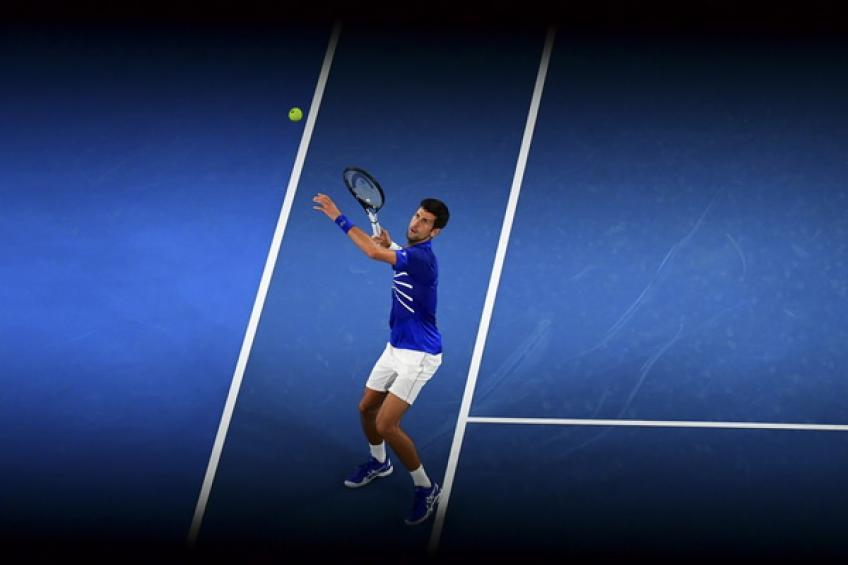 Novak Djokovic: «dix parfaits» pour rejoindre les quatre majors Roger Federer