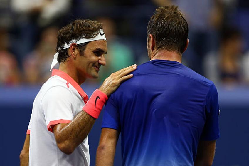 Wawrinka a commenté sur Roger Federer, Rafa Nadal et Novak La domination de Djokovic