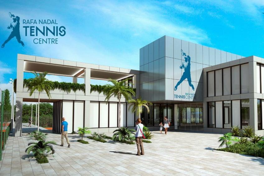 Le Sani Resort à Halkidiki accueille le tennis de Rafa Nadal Centre