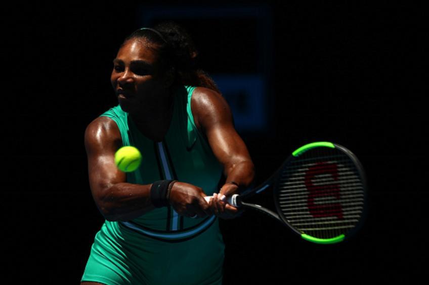 Serena Williams commente l'état de sa cheville après perte