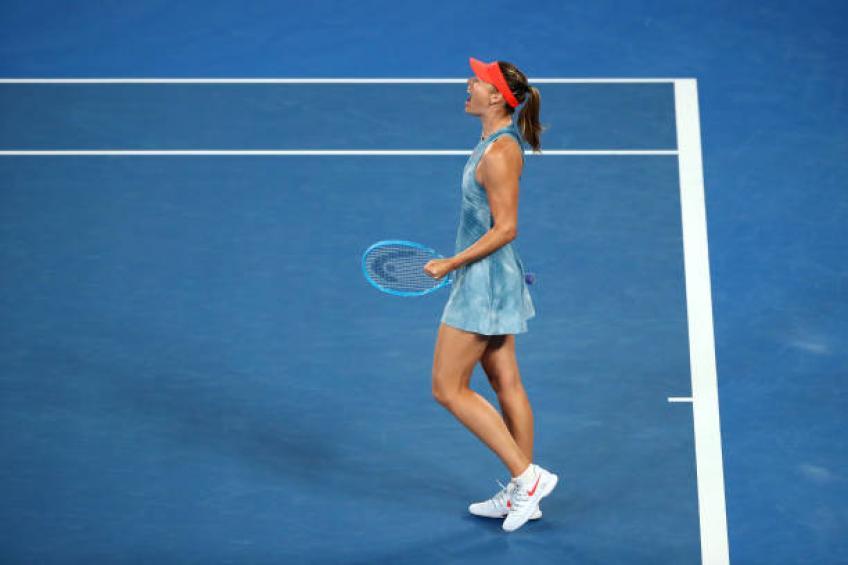 La vie personnelle influence Maria Sharapova, dit le tennis entraîneur