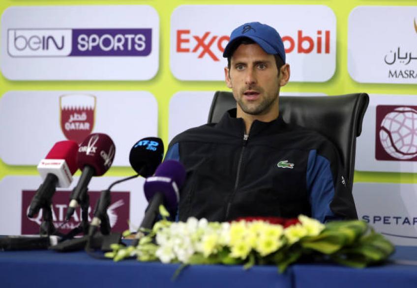 Novak Djokovic révèle des détails sur la lettre envoyée par la plupart des top 20 joueurs