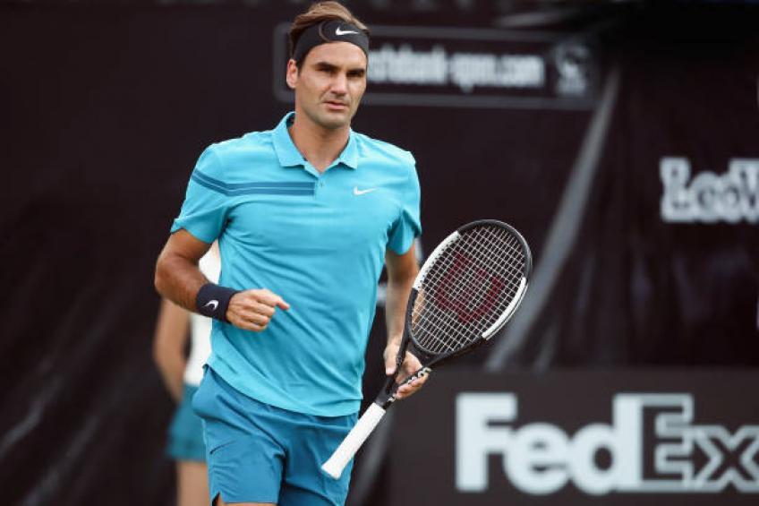 J'étais très nerveux pour Roger Federer, dit Mercedes Cup chef