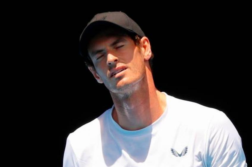 Andy Murray a une blessure chronique comme moi, dit Guy Oublier