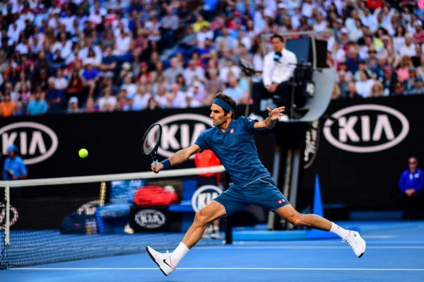 Classement ATP Live: Roger Federer glisse à la sixième place. Djokovic et Nadal avance