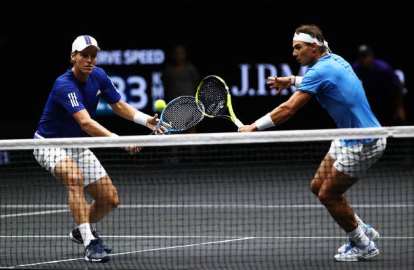 Berdych a hâte de faire face à Rafael Nadal: 'Voilà pourquoi Je continue à jouer'