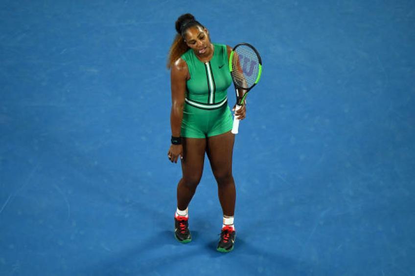 Serena Williams a une grande chance de passer devant la Cour, dit Steffi Graf
