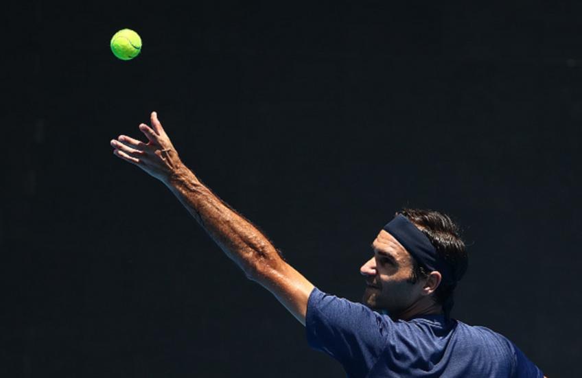 «Roger Federer n'est pas une machine. Il a besoin de profiter du tennis '- Journaliste