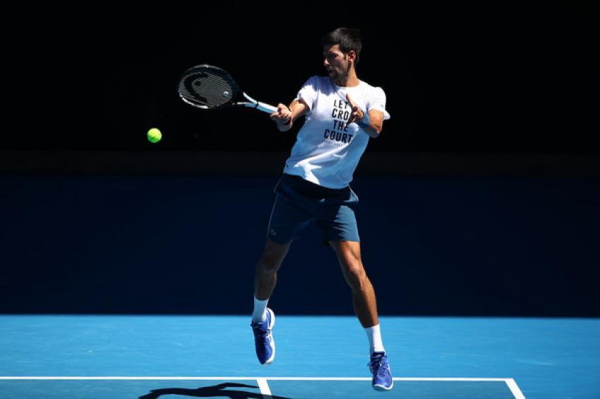 Lleyton Hewitt: 'Novak Djokovic est clairement le favori Melbourne '