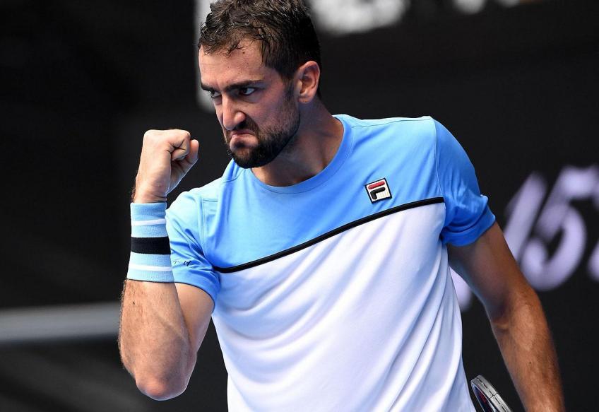 Marin Cilic revient sur la difficile victoire de l'Open d'Australie Fernando Verdasco