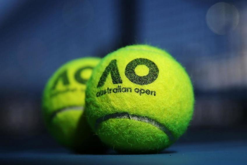 Tennis Australia défend les balles Dunlop contre Bernard Tomic accusations