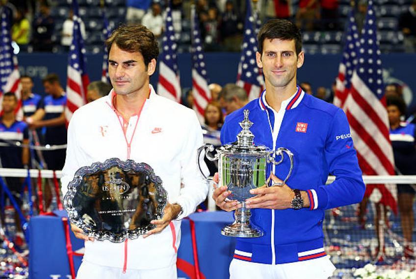 Novak Djokovic peut avoir la longévité de Roger Federer, dit Jim Courrier
