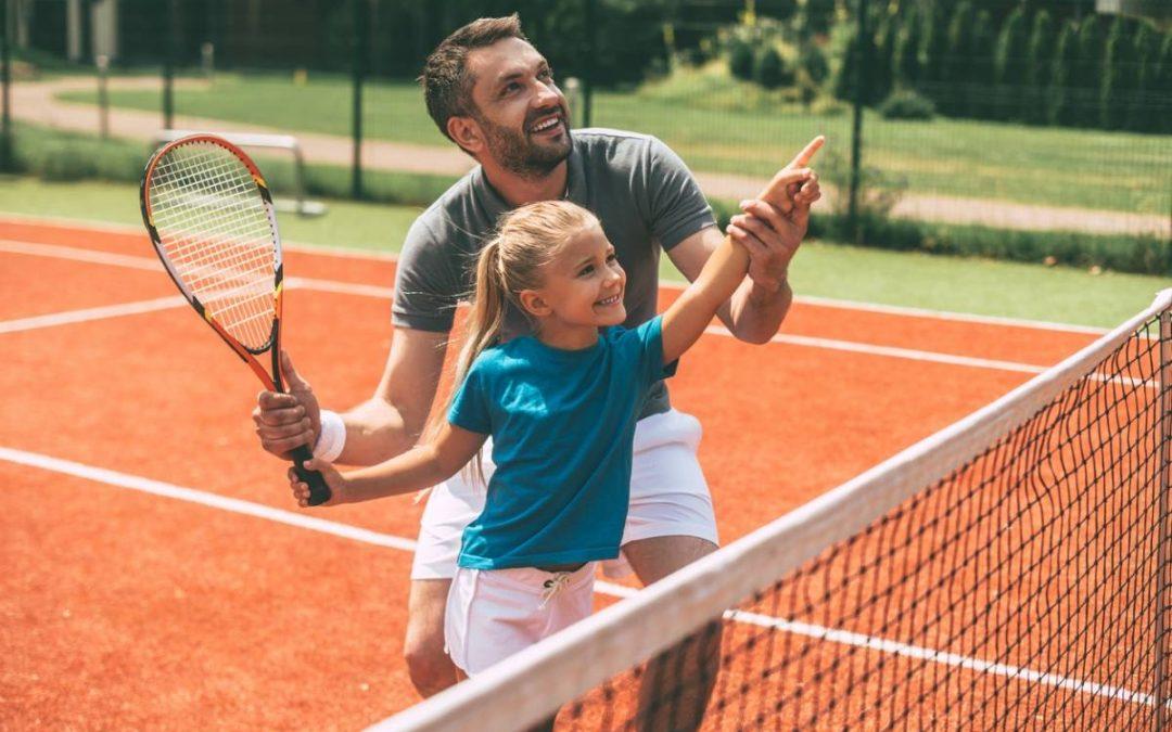 Les indispensables pour bien débuter en tennis